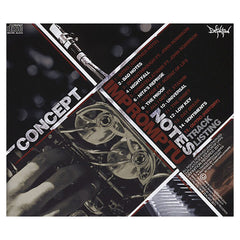 <!--020110816036369-->Concept - 'Impromptu Notes' [CD]