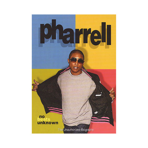"[""Pharrell - 'No Beats Unknown' [DVD]""]"