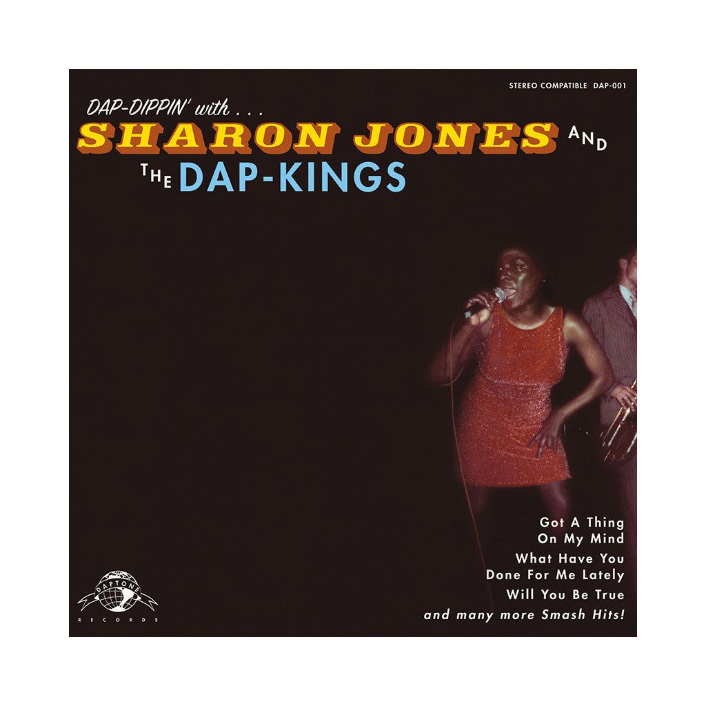 Sharon Jones & The Dap-Kings - 'Dap-Dippin'' [CD]