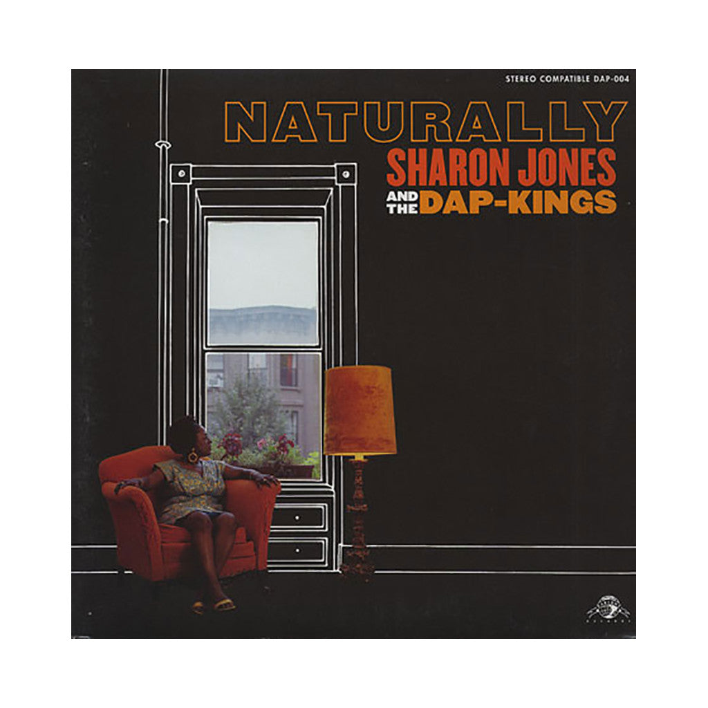 <!--120050125006952-->Sharon Jones & The Dap-Kings - 'Naturally' [CD]