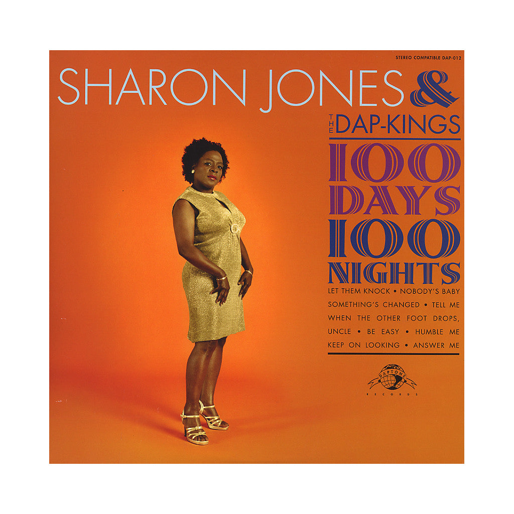 <!--120071009010331-->Sharon Jones & The Dap-Kings - '100 Days, 100 Nights' [CD]