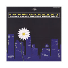 <!--120120515043922-->The Sugarman Three - 'What The World Needs Now' [(Black) Vinyl LP]