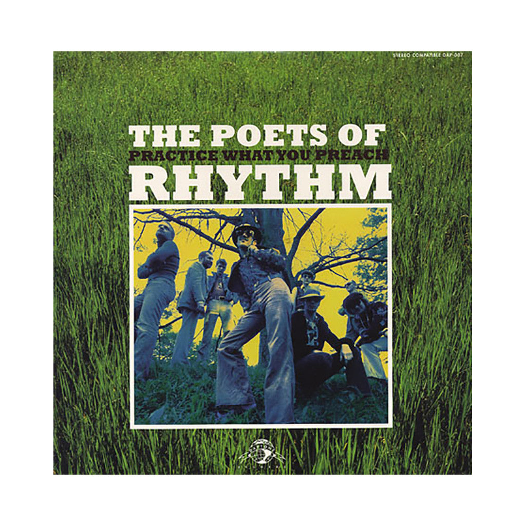 The Poets Of Rhythm - 'Practice What You Preach' [CD]