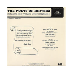 <!--019930101010274-->The Poets Of Rhythm - 'Practice What You Preach' [(Black) Vinyl LP]