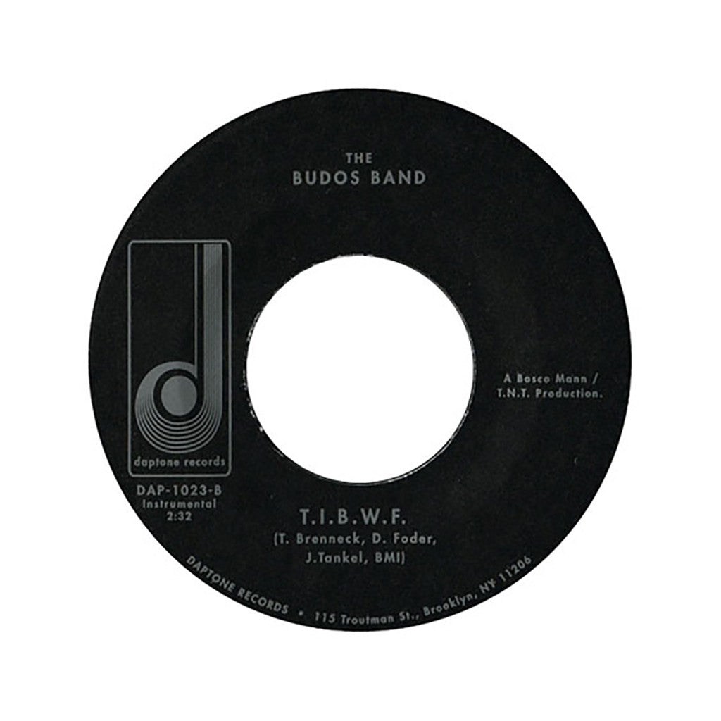 "<!--120050101011505-->The Budos Band - 'Up From The South/ T.I.B.W.F.' [(Black) 7"" Vinyl Single]"