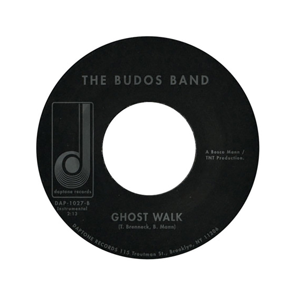 "The Budos Band - 'The Proposition/ Ghost Walk' [(Black) 7"" Vinyl Single]"