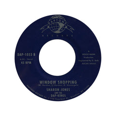 "Sharon Jones & The Dap-Kings - 'Better Things/ Window Shopping' [(Black) 7"" Vinyl Single]"