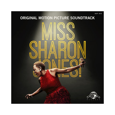 "[""Sharon Jones & The Dap-Kings - 'Miss Sharon Jones! (Original Soundtrack)' [CD]""]"
