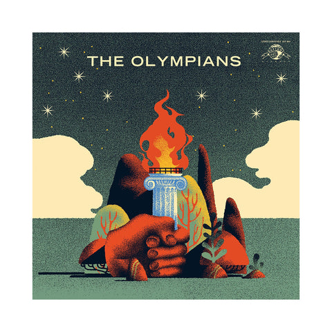 The Olympians - 'The Olympians' [CD]