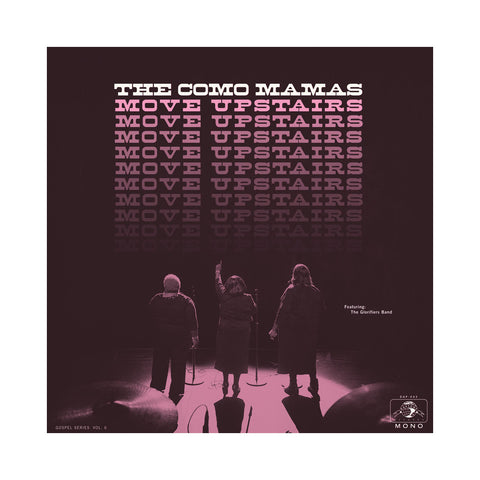 The Como Mamas - 'Move Upstairs' [(Black) Vinyl LP]