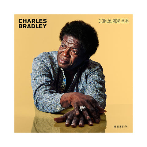 "[""Charles Bradley - 'Changes' [(Black) Vinyl LP]""]"