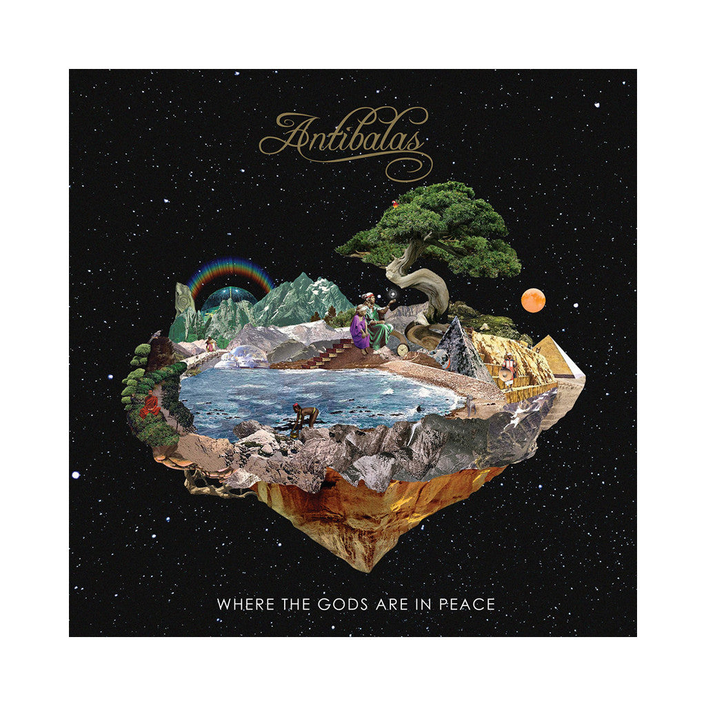 Antibalas - 'Where The Gods Are In Peace' [CD]