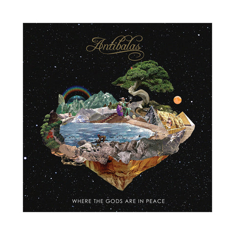 "[""Antibalas - 'Where The Gods Are In Peace' [CD]""]"