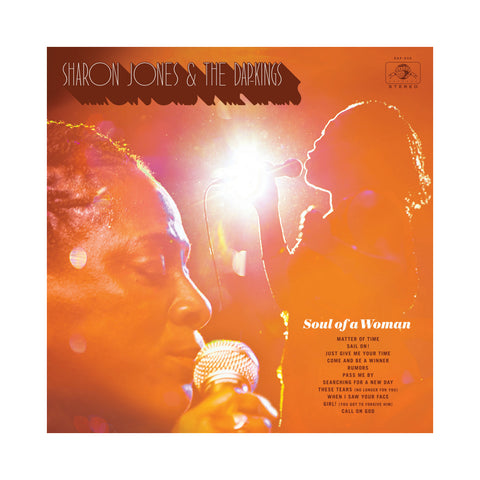 "[""Sharon Jones & The Dap-Kings - 'Soul Of A Woman + Give The People What They Want + I Learned The Hard Way' [CD [3CD]]""]"