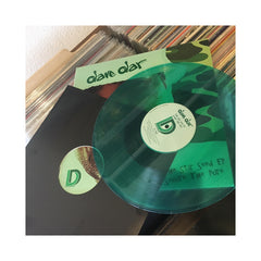 Dave Dar - 'The StarSeed EP: Secure the Pure' [(Green) Vinyl EP]