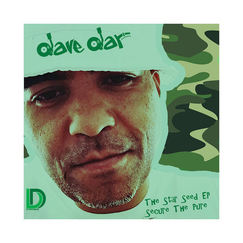 "[""Dave Dar - 'The StarSeed EP: Secure the Pure' [(Green) Vinyl EP]""]"