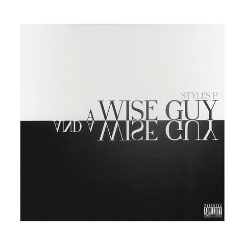 Styles P - 'A Wise Guy And A Wise Guy' [CD]