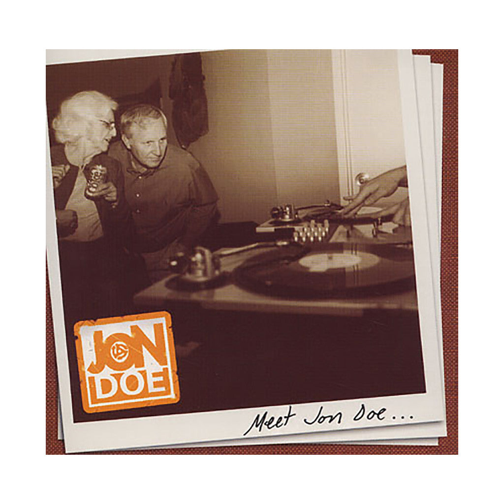 <!--2005012555-->Jon Doe - 'Strong Black Rebel Rap' [Streaming Audio]