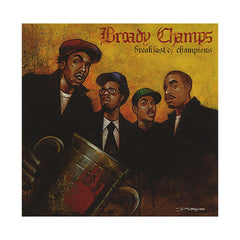 <!--020060127004383-->Broady Champs - 'Breakfast Of Champions' [CD]