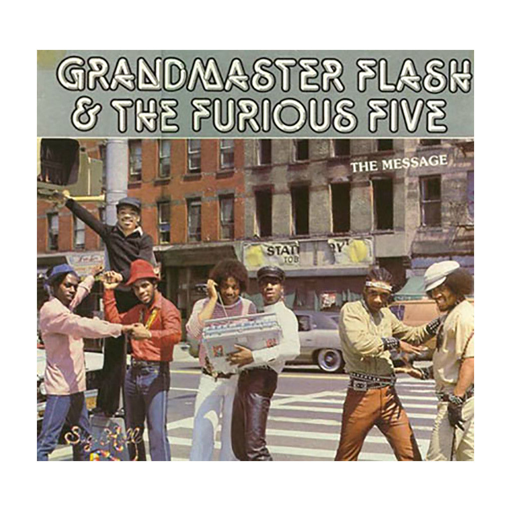 <!--020050426005250-->Grandmaster Flash & The Furious Five - 'The Message' [CD]