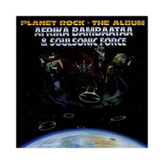 Soul download the mp3 bambaataa afrika rock force planet sonic