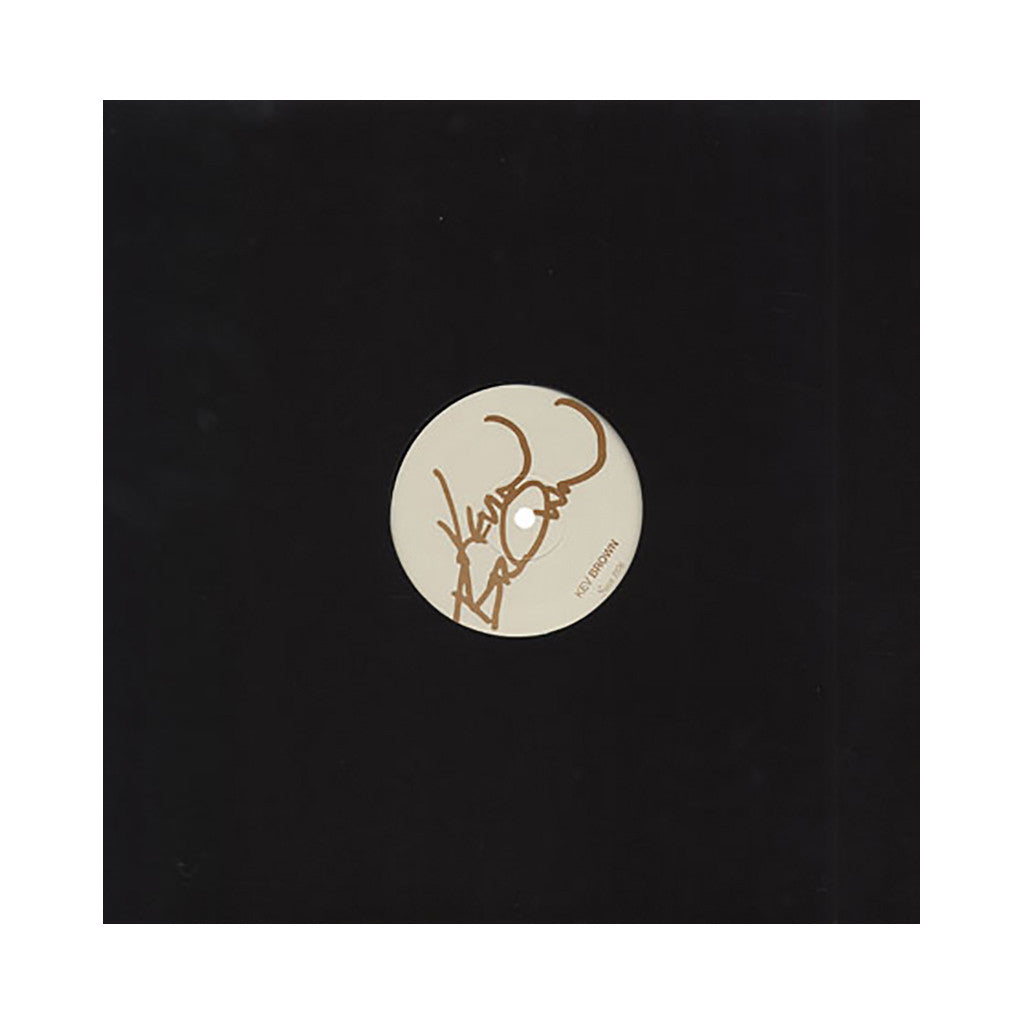 "Kev Brown - 'The Marvelous Joint/ The Alternative Rock Joint/ From My Porch (Remix)' [(Black) 12"" Vinyl Single]"