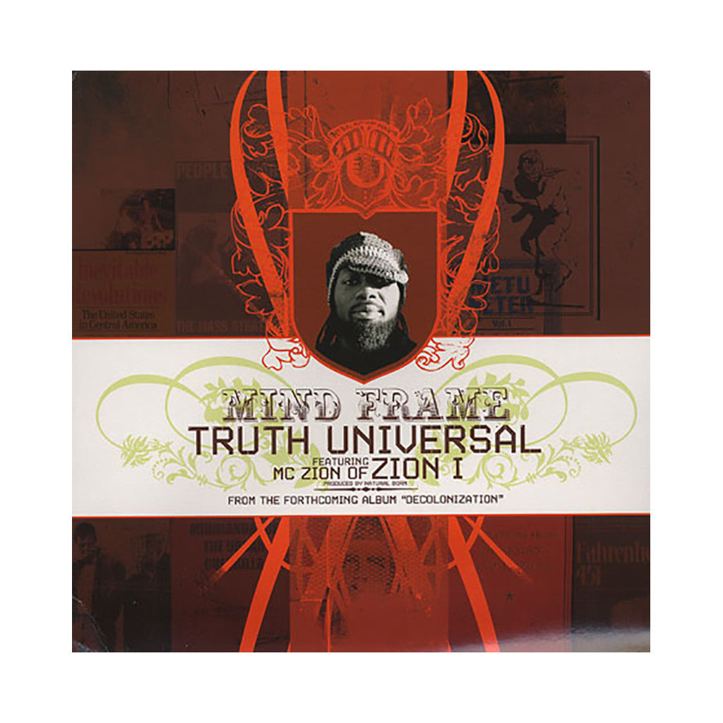 <!--2010052200-->Truth Universal - 'Mind Frame' [Streaming Audio]