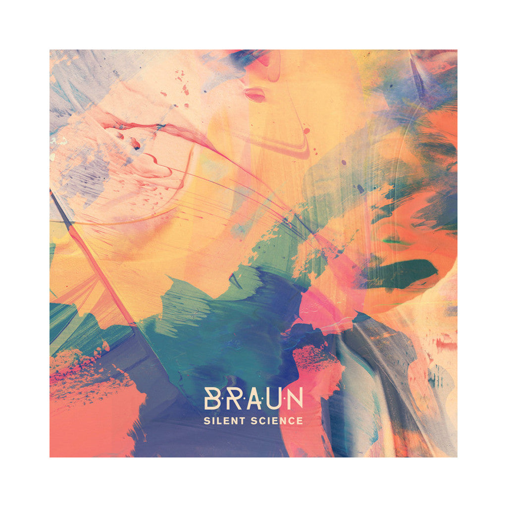 B•R•A•U•N - 'Silent Science' [(Black) Vinyl LP]