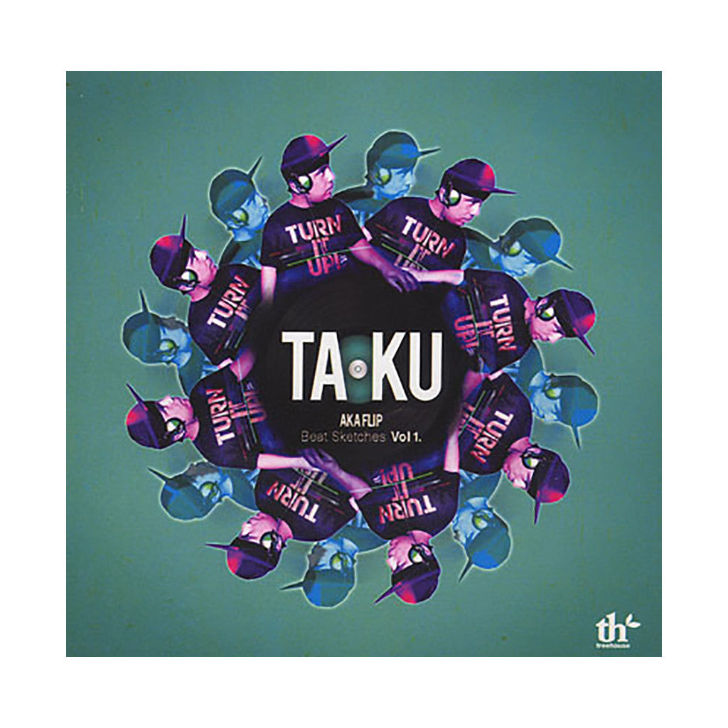 <!--020110125027694-->Taku - 'Beat Sketches Vol. 1' [CD]