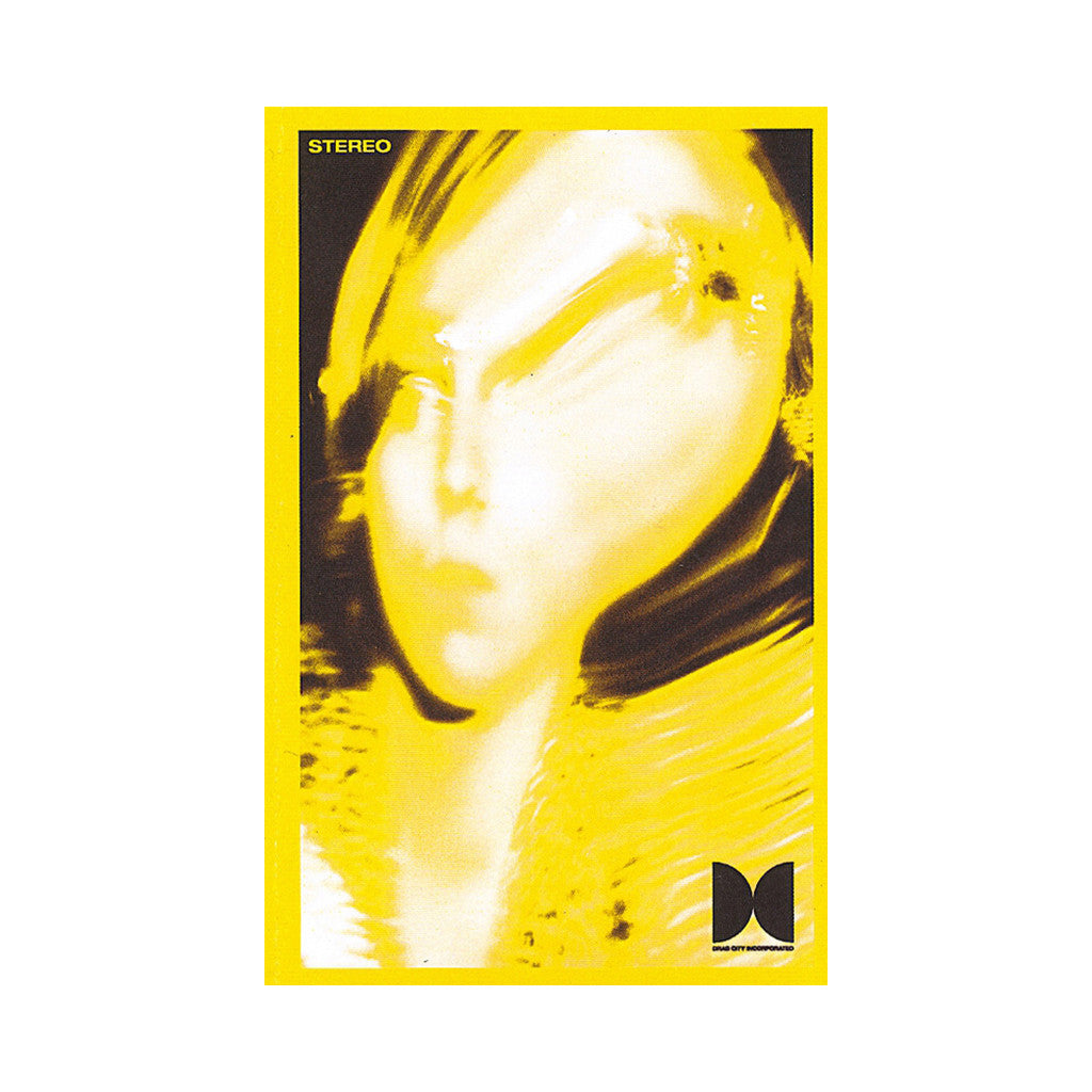 <!--2012100929-->Ty Segall - 'Twins' [(Yellow) Cassette Tape]