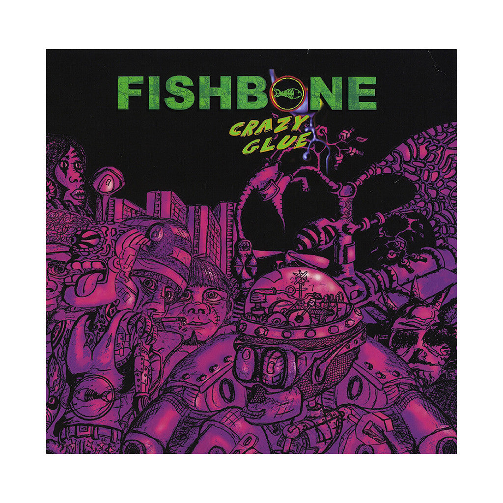 Fishbone - 'Crazy Glue' [CD]