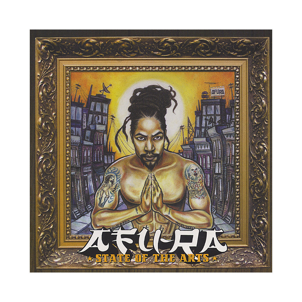 <!--2005051358-->Afu-Ra - 'Poisonous Taoist' [Streaming Audio]