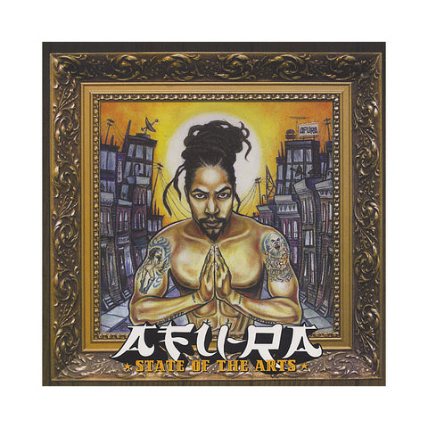 Afu-Ra - 'State Of The Arts' [CD]