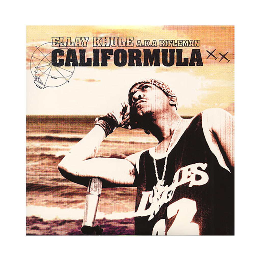 <!--020050920005119-->Ellay Khule - 'Califormula' [CD]