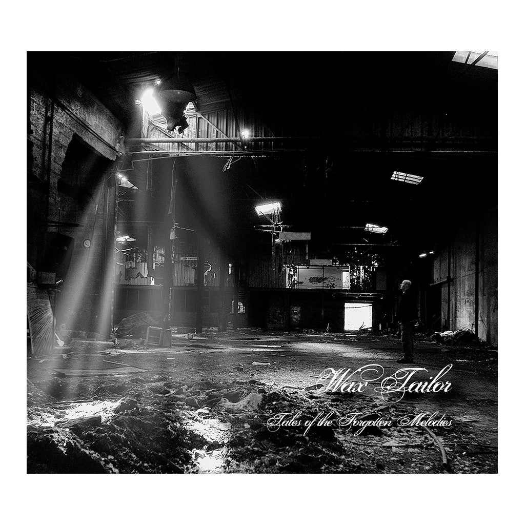 <!--120060919006921-->Wax Tailor - 'Tales Of The Forgotten Melodies' [(Black) Vinyl [2LP]]