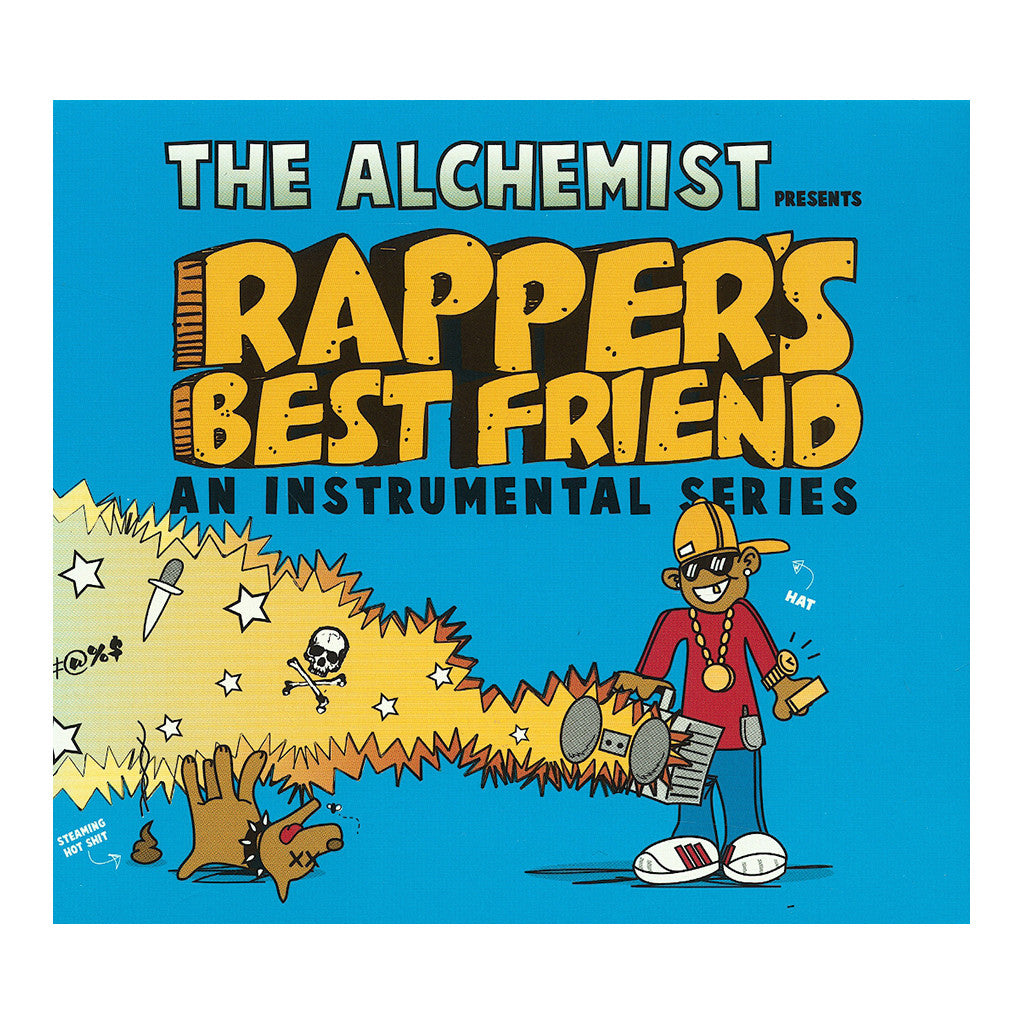 <!--120070424009387-->Alchemist - 'Rapper's Best Friend' [CD]