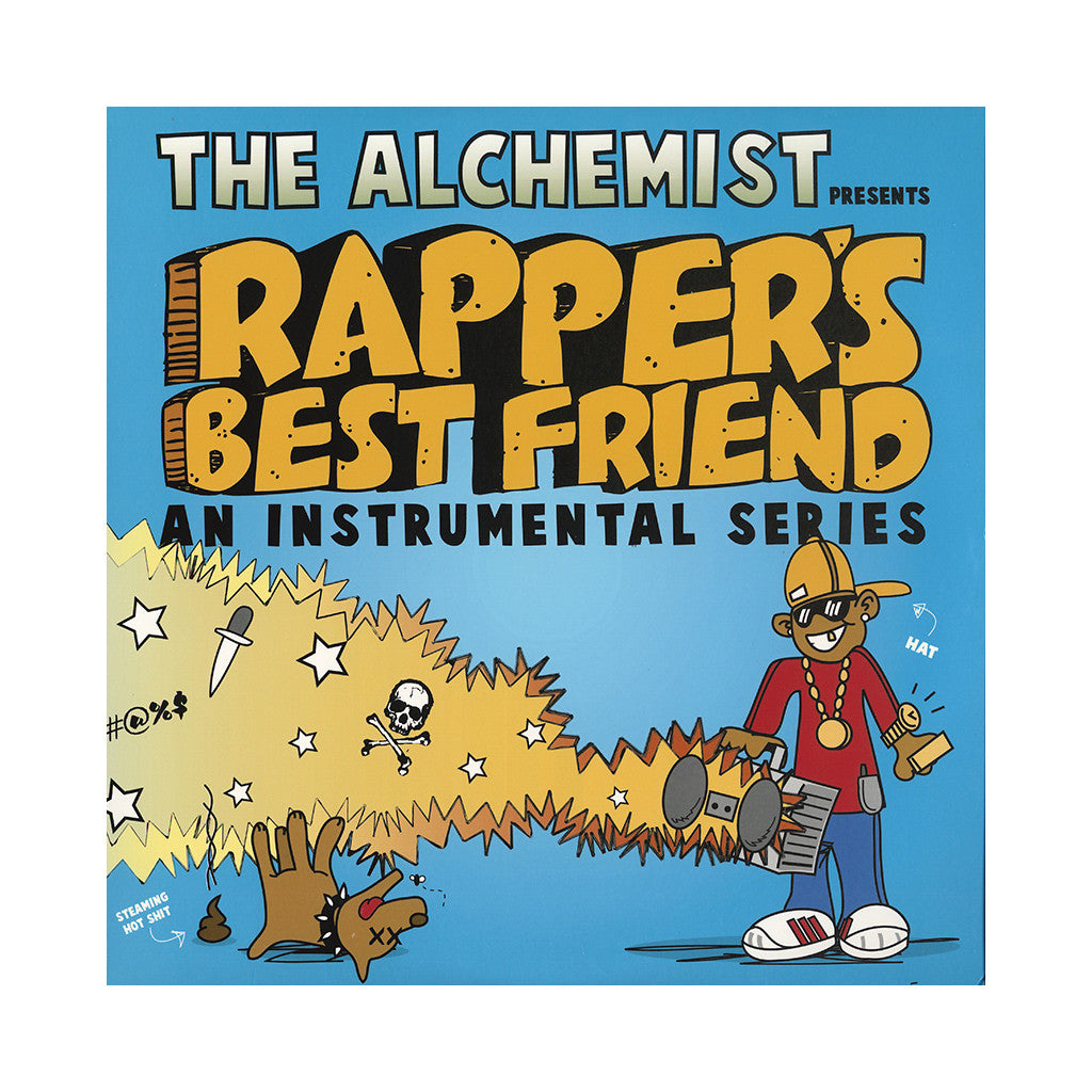 The Alchemist - 'Rapper's Best Friend' [(Black) Vinyl [2LP]]