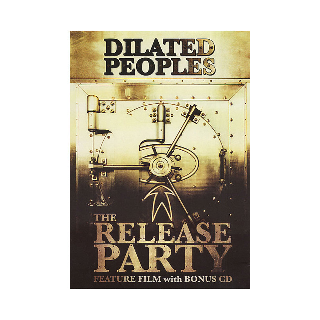 <!--2007100151-->Dilated Peoples - 'The Release Party' [Streaming Audio]