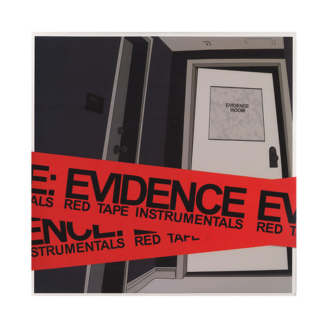 Evidence - 'Red Tape (Instrumentals)' [(Black) Vinyl [2LP]]