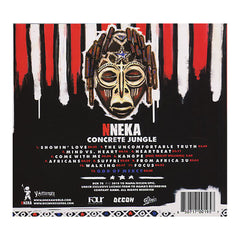<!--120100202019849-->Nneka - 'Concrete Jungle' [CD]