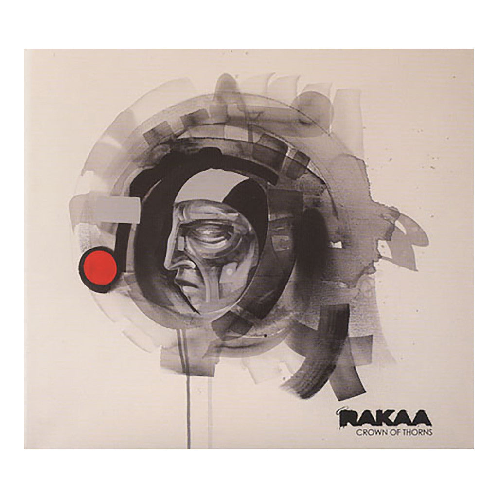 <!--2010072029-->Rakaa Iriscience - 'Crown Of Thorns' [CD]