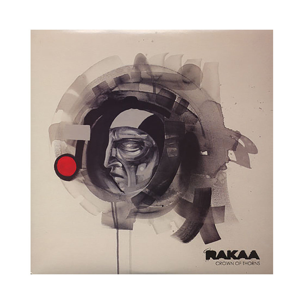 <!--020101005021210-->Rakaa Iriscience - 'Crown Of Thorns' [(Black) Vinyl [2LP]]