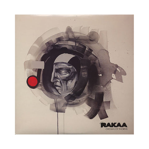 Rakaa Iriscience - 'Crown Of Thorns' [(Black) Vinyl [2LP]]