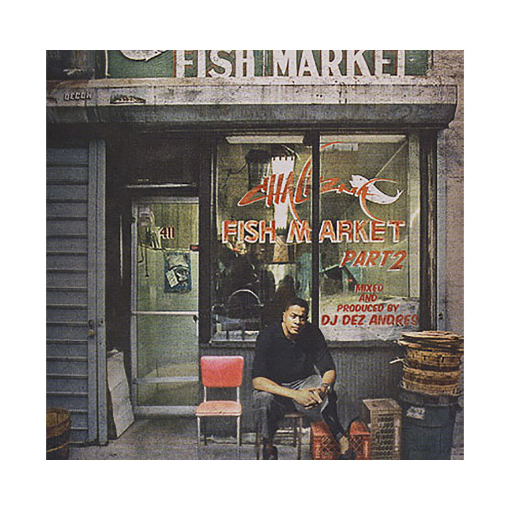 <!--120100608021840-->Chali 2na - 'Fish Market Part 2' [CD]