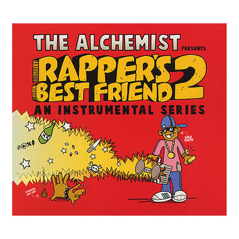Alchemist - 'Rapper's Best Friend 2' [CD]