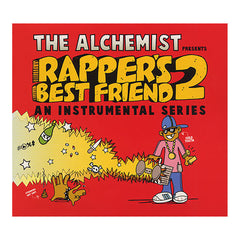 <!--120120306040890-->Alchemist - 'Rapper's Best Friend 2' [CD]