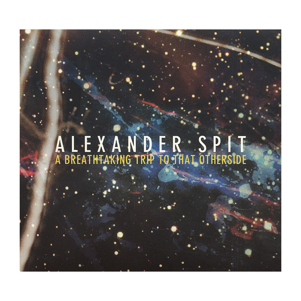 <!--120130129053125-->Alexander Spit - 'A Breathtaking Trip To That Otherside' [CD]
