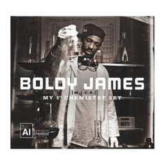 <!--2013101528-->Boldy James - 'My 1st Chemistry Set (M.1.C.S.)' [CD]