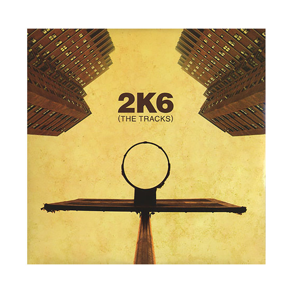<!--020051025005487-->Various Artists - 'NBA 2K6: The Tracks' [(Black) Vinyl [2LP]]