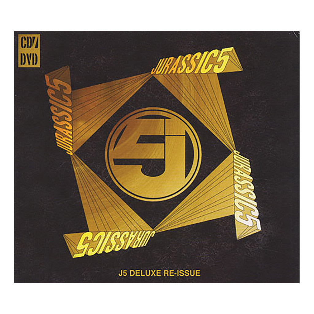 Jurassic 5 - 'Jurassic 5 EP: 11th Anniversary Deluxe Edition' [CD [2CD]]